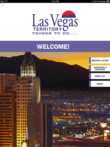 Las Vegas Territory HD