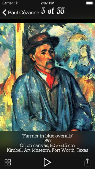 Cézanne lifework