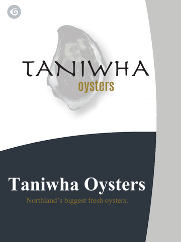 Taniwha Oysters
