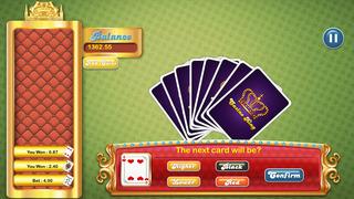 Screenshot 2 Хило Казино Карты Король Мания Про — Топ Ставки карточная игра