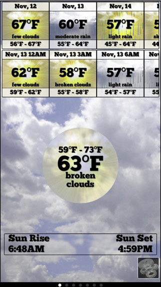 Weather Control