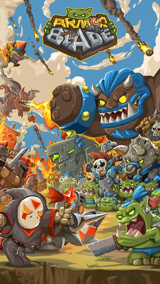 Armor Blade - Epic Adventure RPG
