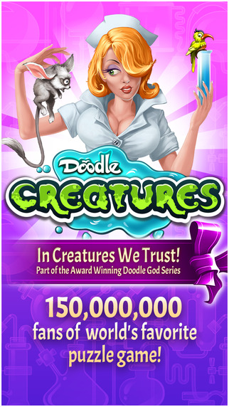 Doodle Creatures™ Free
