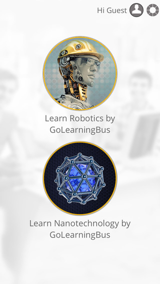 Learn Robotics Nanotechnology by GoLearningBus