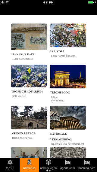 Parijs Reisgids door Tristansoft