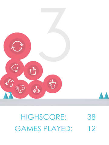 Bouncing Ball Screenshot