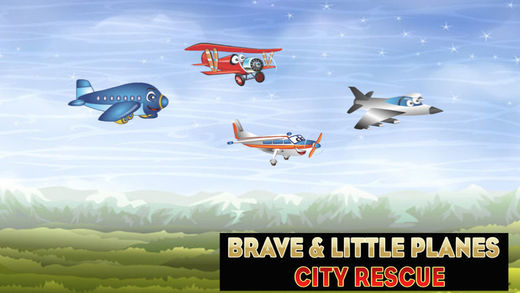 Brave Little Planes City Rescue FULL