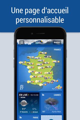 La Chaîne Météo screenshot 3