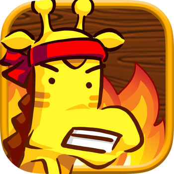 Karate Gira 遊戲 LOGO-玩APPs