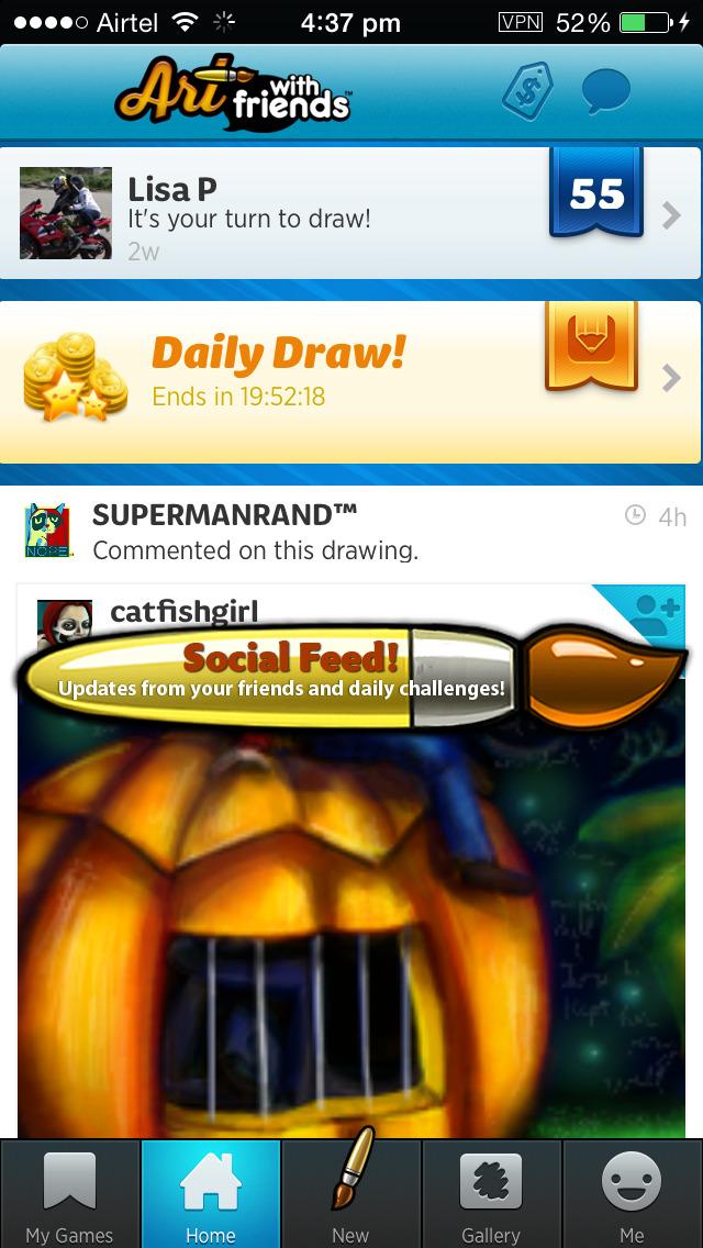 Draw Something 2 screenshot 4