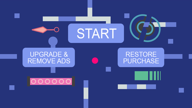 Circle Drop - Arcade Game For Boys Girls