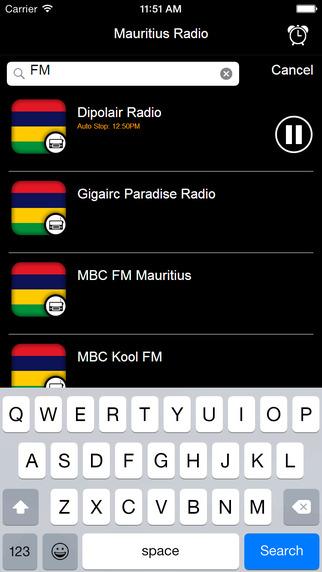 Mauritian Radio