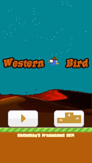 Western Bird 1