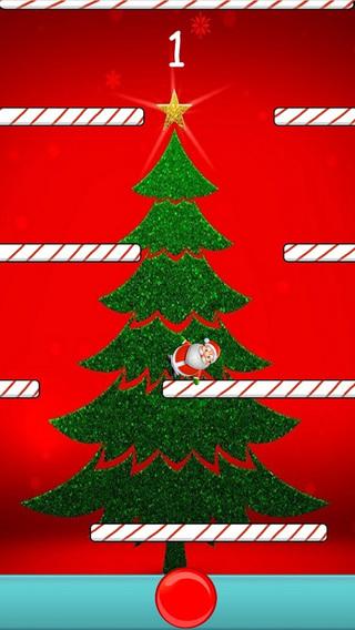 Falling Santa Free