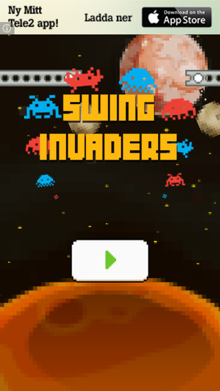 Swing Invaders