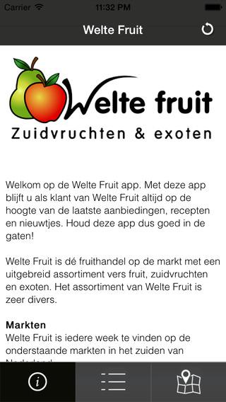 Welte fruit