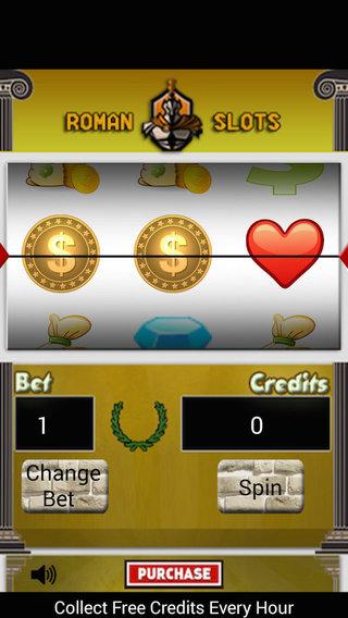 Roman Gaming Slots