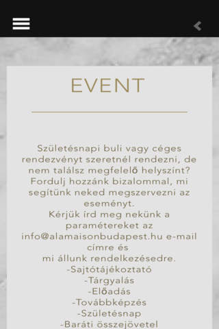 AlaMaisonGRAND screenshot 2