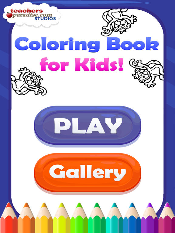 App Shopper Coloring Book For Kids