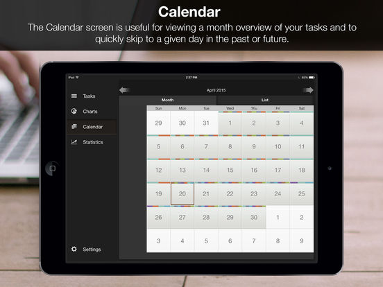 Calendar Planner Ipad : Schedule planner hd on the app store