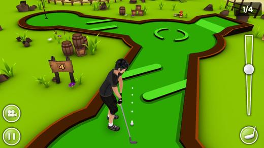 Mini Golf Game 3D Plus Screenshots