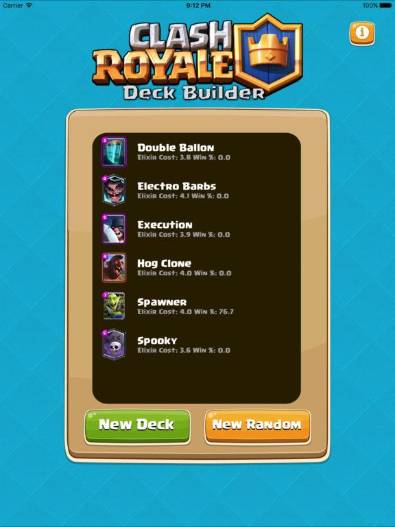 Clash Royale Decks Building Guide