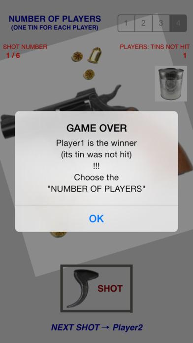 Revolver Shot iPhone Screenshot 4