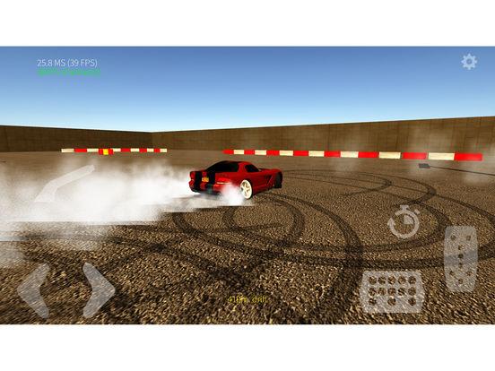 Игра American Muscle Cars Drift 3D