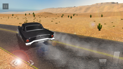 American Muscle Car Simulator: Classic Cars screenshot 1
