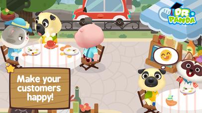Dr. Panda Cafe screenshot 3