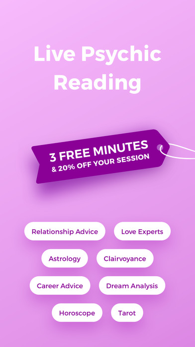 Zodiac Touch - psychic reading and tarot readings app image