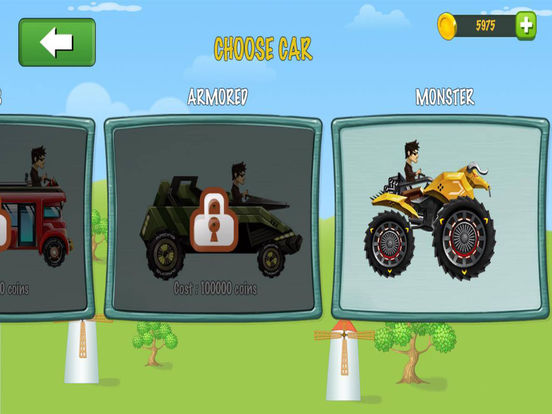 Monster Cars screenshot 7