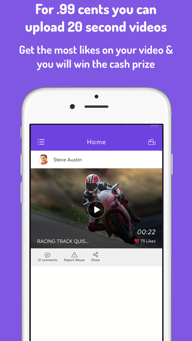 Crown - Watch and Share 20 Second Videos Screenshot