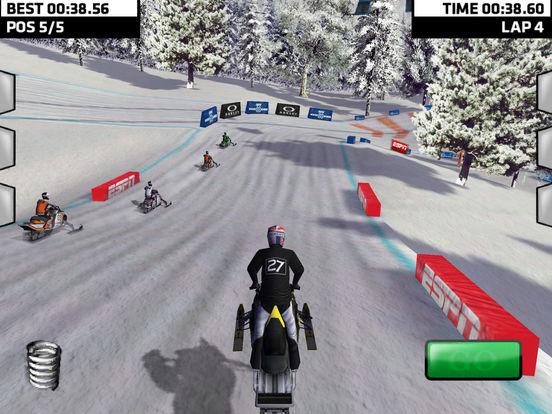 2XL Snocross Screenshots
