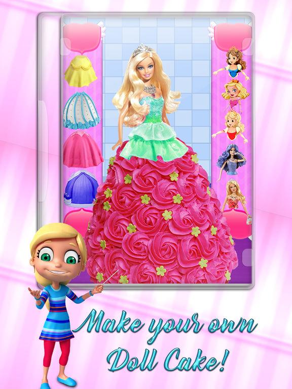 App Shopper Doll Cake Maker Kids Cooking Game Games