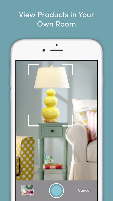 Wayfair shop furniture home decor daily sales on the Furniture apps for iphone