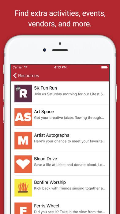 Lifest 2017 iPhone Screenshot 4