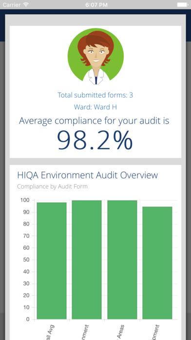 MEG Audit Tool screenshot