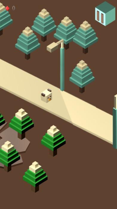 Mini Cubic Bear City Charger screenshot 3