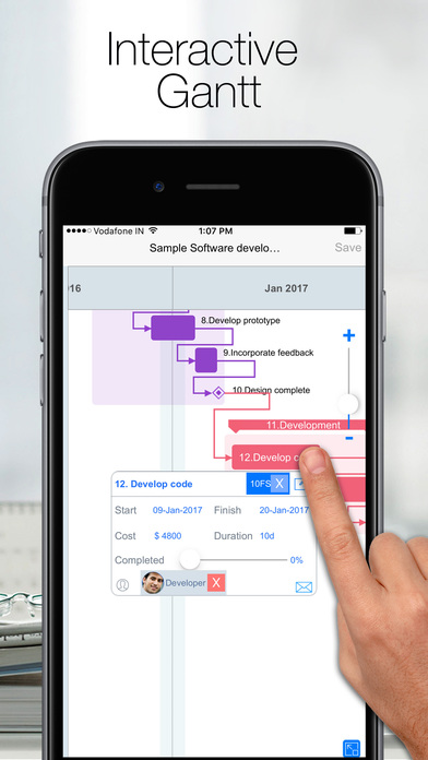 Project Planning Pro(B2B) - Task Management App app image