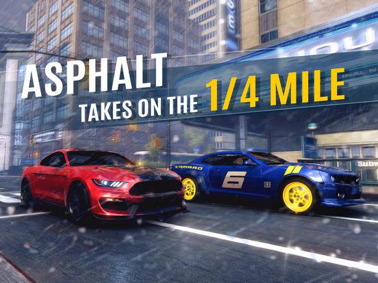 Asphalt Street Storm Racing Screenshots
