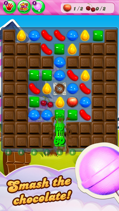 Candy Crush Saga iPhone