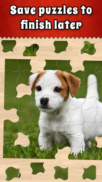 Screenshots of Jigsaw Puzzle Bug - Amazing HD Jigsaw Puzzles for Adults and Fun Jigsaws for Kids for iPhone
