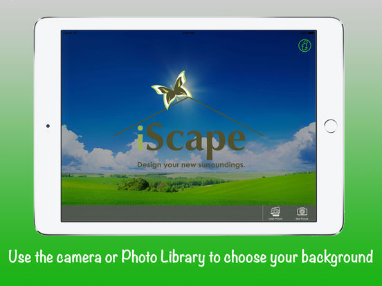 iScape Screenshots