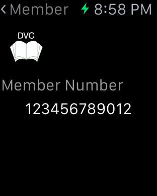 DVC Planner iPhone Screenshot 8
