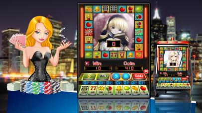 Screenshot 1 777 Игровой автомат: Чувствуя себя свежие фрукты ф
