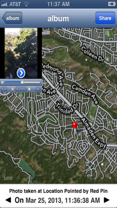 bikeTrailPro iPhone Screenshot 4