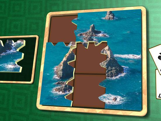 Jigsaw Solitaire New Zealand screenshot 6