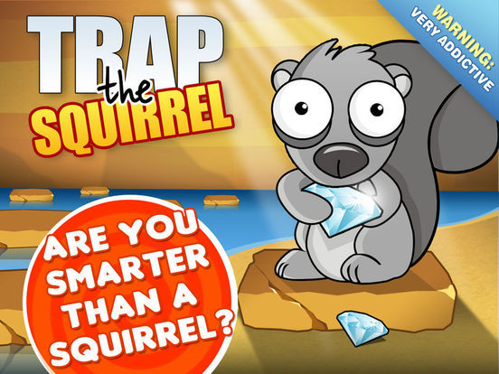 Trap The Squirrel Screenshots