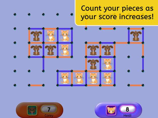 Square-Off Game iPad Screenshot 3